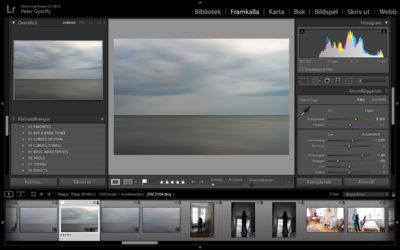 Workshop i Lightroom – 22 oktober 2016