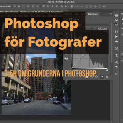 Photoshop för fotografer