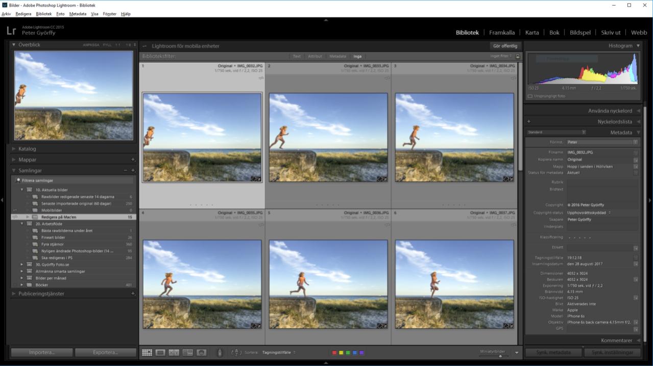 Bästa sättet att redigera LR bilder på flera datorer