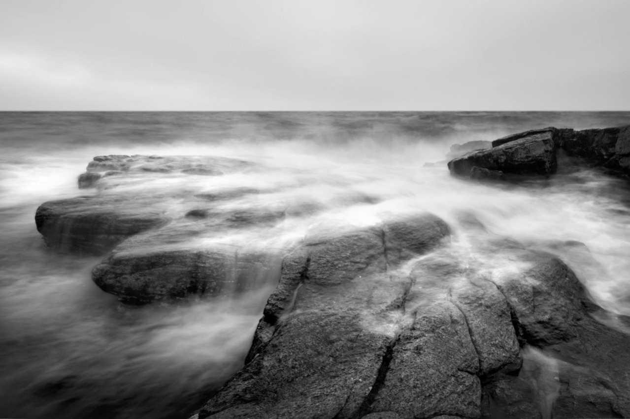 LIVE bildredigering av bild från fotograferingen i Brantevik