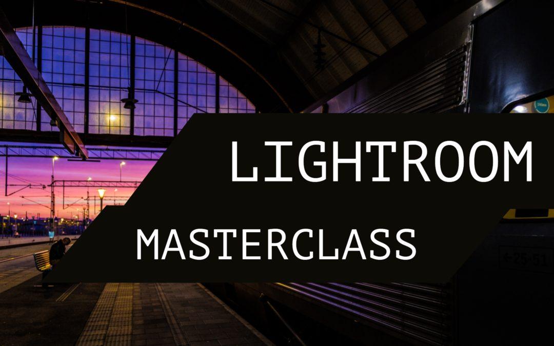 Lightroom masterclass, Helsingborg 17 februari
