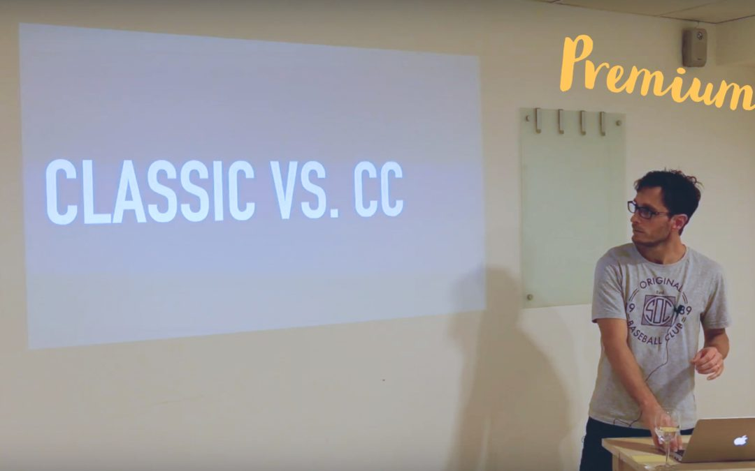Lightroom Classic vs. Lightroom CC, vad är rätt för dig?