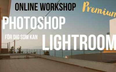 Photoshop för dig som kan Lightroom
