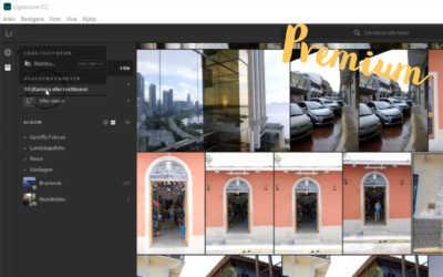 Importera bilder från ett minneskort