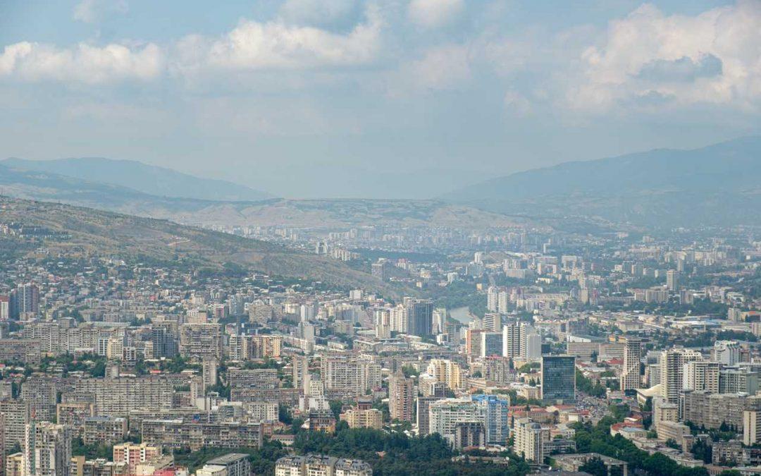 Bild från Tbilisi